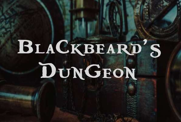 Blackbeard's Dungeon