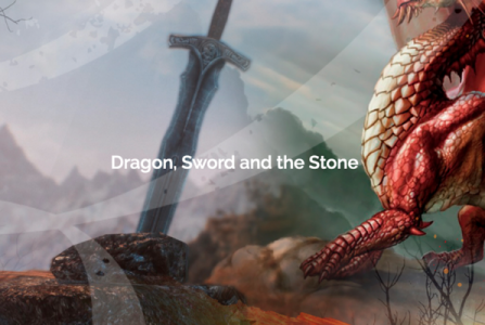 Dragon, Sword and Stone
