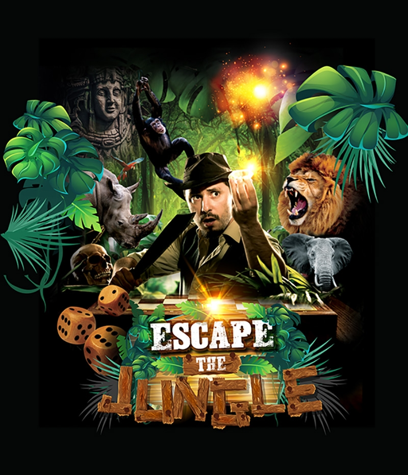 Escape the Jungle