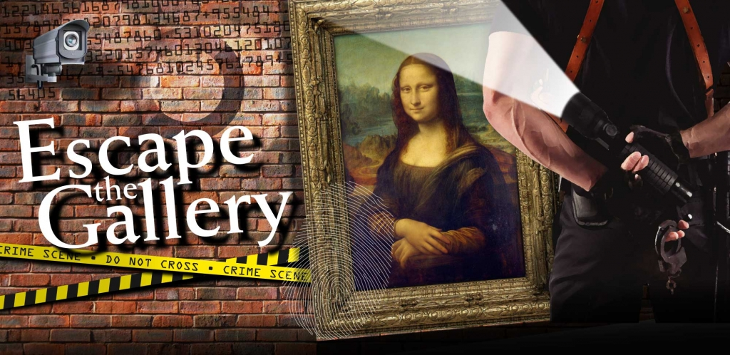 Escape the Gallery